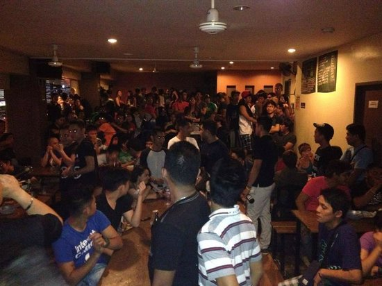The Backdoor: Jam packed