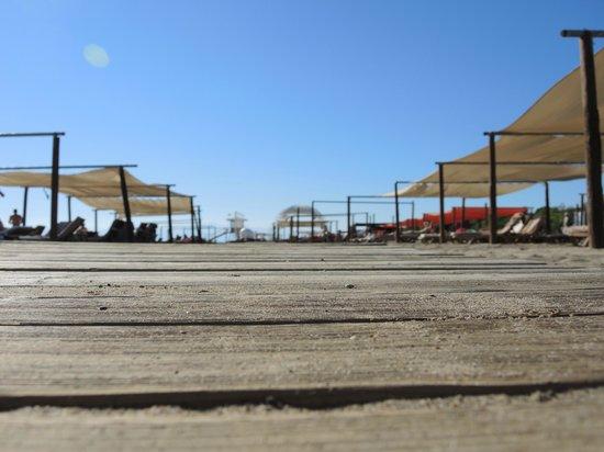 Rixos Premium Belek: Strandbereich