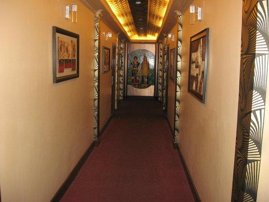 Blueberry Inn: passage