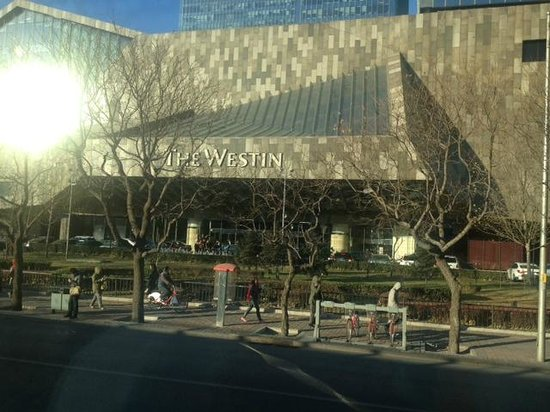 The Westin Beijing Chaoyang: The Westin Chaoyang