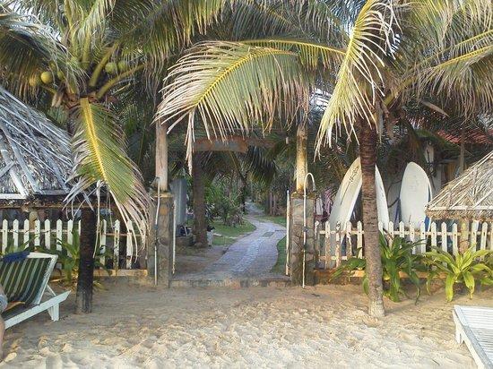 Nhat Quang Family: Nhat Quang Beach