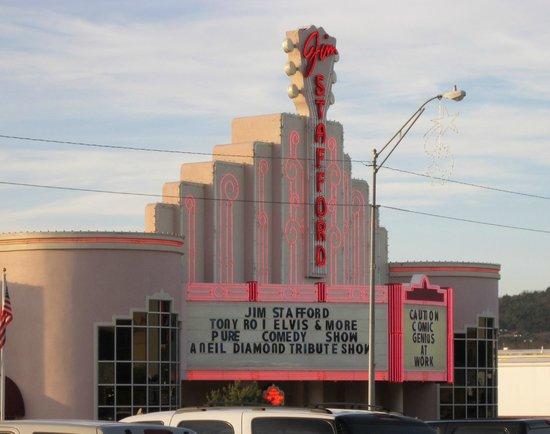 Jim Stafford Theatre : theater