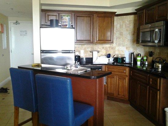 Divi Aruba Phoenix Beach Resort: Fully equipped kitchen