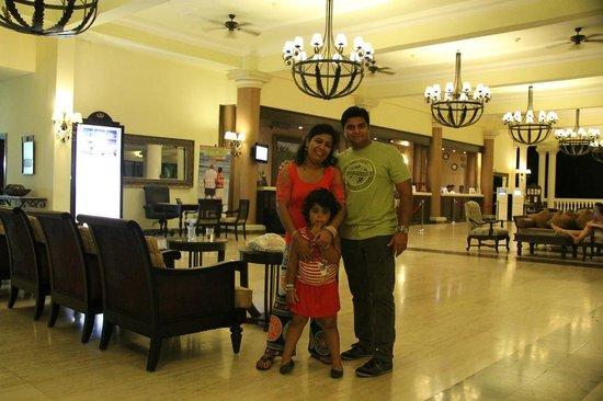 Grand Palladium Jamaica Resort & Spa: family time