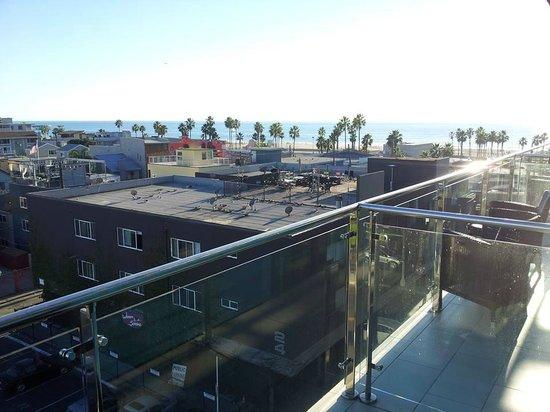 Hotel Erwin: Balcony