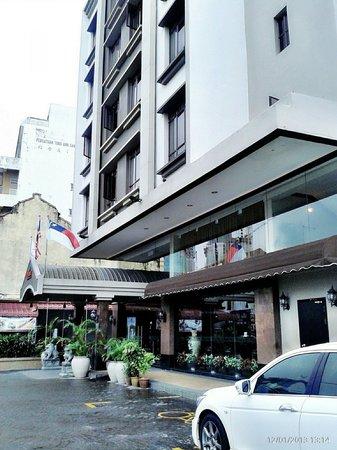 Mimosa Hotel: Hotel