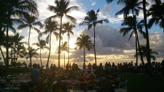 Marriott's Ko Olina Beach Club: fiafia