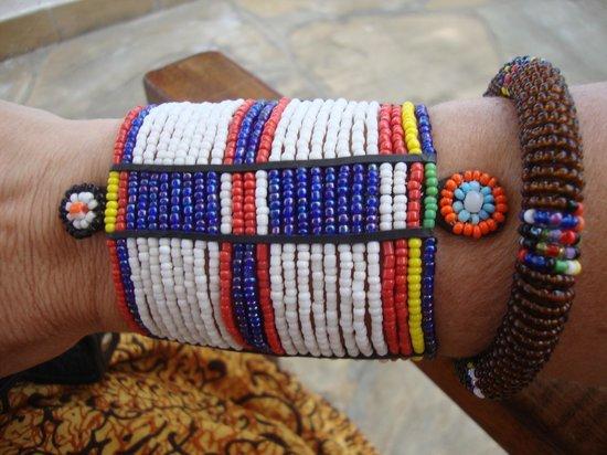 Papillon Lagoon Reef : bijou acheté sur la plage chez les Samburu