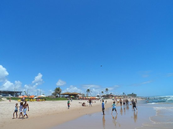 Ipitanga Beach: Vista de Ipitanga
