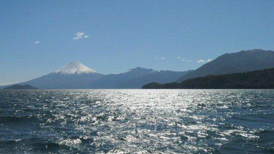 Turistour Day Tours : Lake Todos Los Santos
