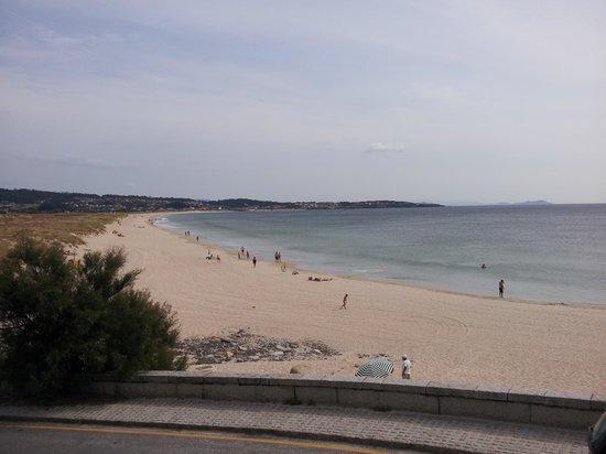 Hotel Los Naranjos: la playa preciosa