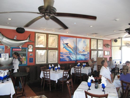 Guy Harvey's Island Grill : Guy Harvey Grill