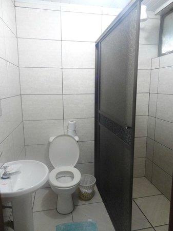 Pousada Natureza Foz: salle de bain