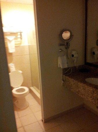 Verdanza Hotel : Bath