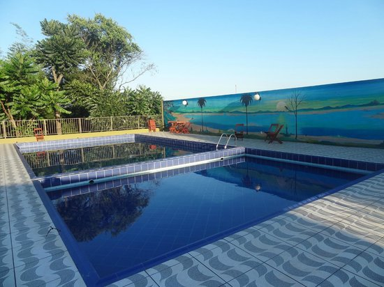 Pousada Natureza Foz : piscine