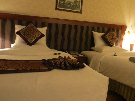Rex Hotel: Lovely room