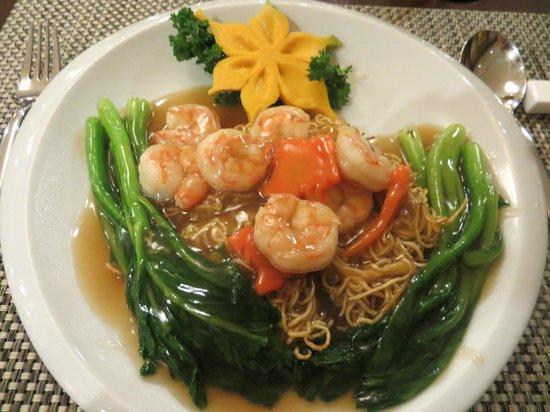 Rex Hotel : Dinner at Cung Dinh Restaurant