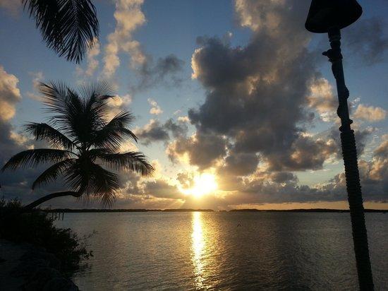 Morada Bay : Beautiful sunset.