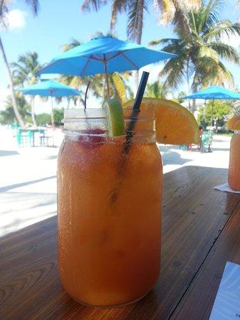 Morada Bay : Great Cocktail.