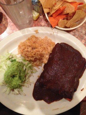 Los Barrios Mexican Restaurant Go For The Mole