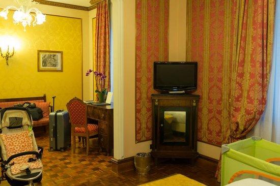 Due Torri Hotel: 部屋