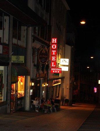 Hotel Regina: Романтичный вечер в Лозанне