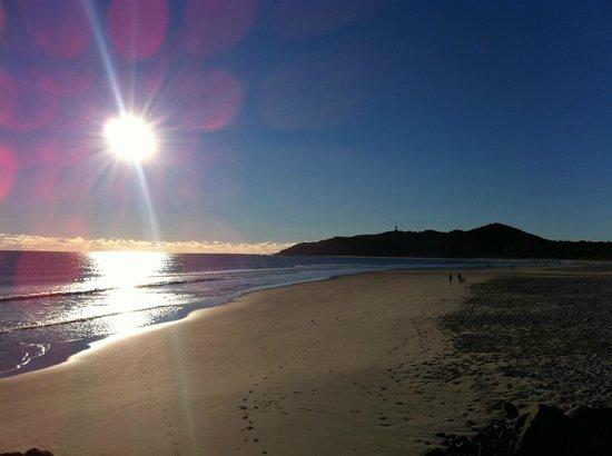 Sunrise @ Belongil Beach