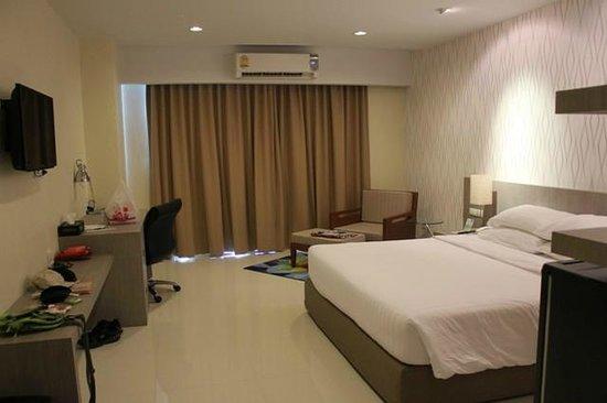 Tamarind Garden Hotel : Bedroom