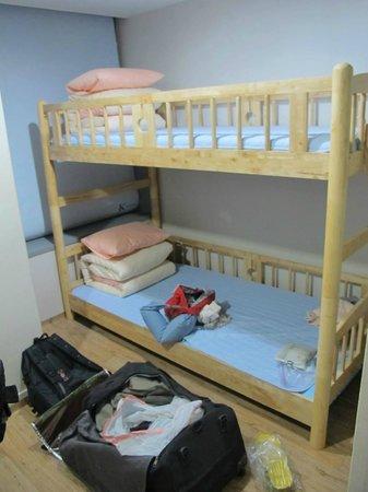 K Hostel: 301房一角