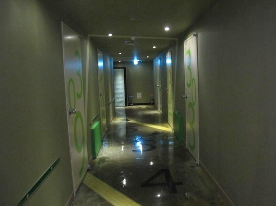 K Hostel : 三樓走廊