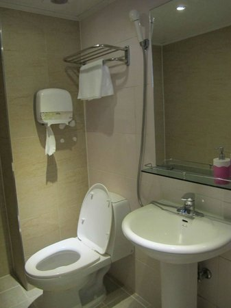 K Hostel: 301浴室