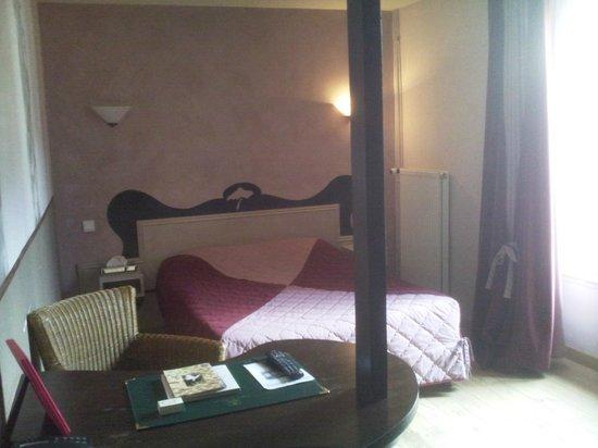 Hotel Beausejour: Chambre Beauséjour