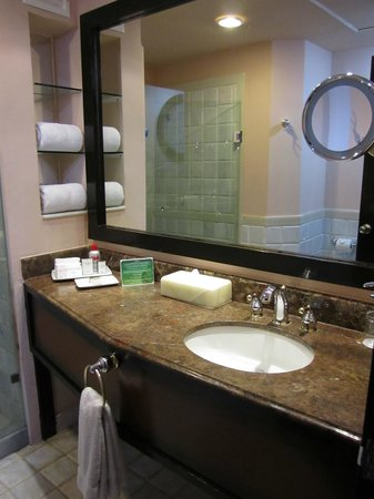 Cozumel Palace: bathroom sink