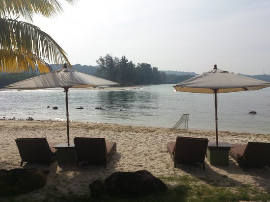 Away Koh Kood: plage de l'hôtel