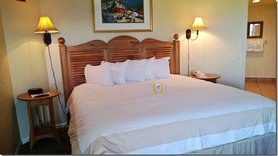 Sandestin Golf and Beach Resort: Master bedroom