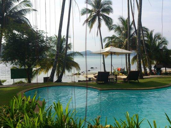 Away Koh Kood: piscine