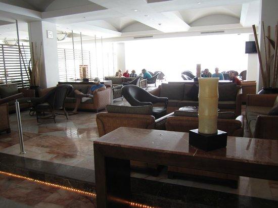 Cozumel Palace: lobby / lounge