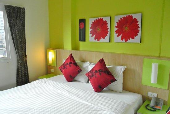 The Inn Saladaeng: nice room