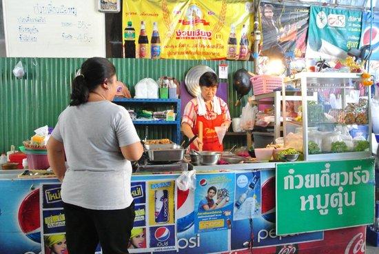 The Inn Saladaeng : nice local food