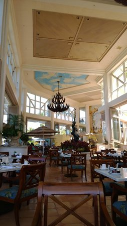 Grand Dining Room at Grand Wailea Resort