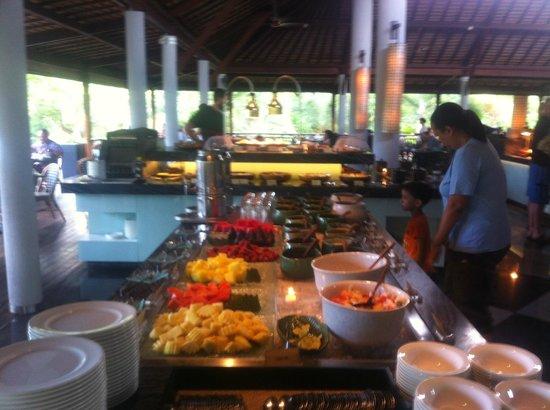 Padma Resort Legian : Buffet Breakfast