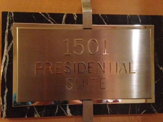 New World Manila Bay Hotel: номер