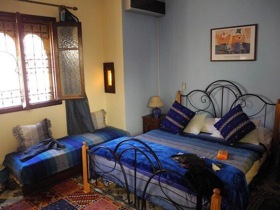 Dar Yanis : habitacion Lavande