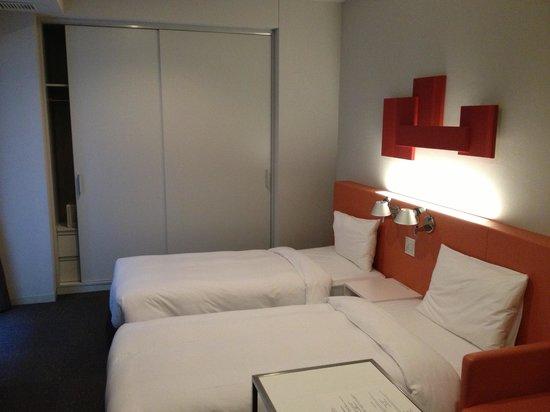 Citadines Shinjuku Tokyo: Room 811