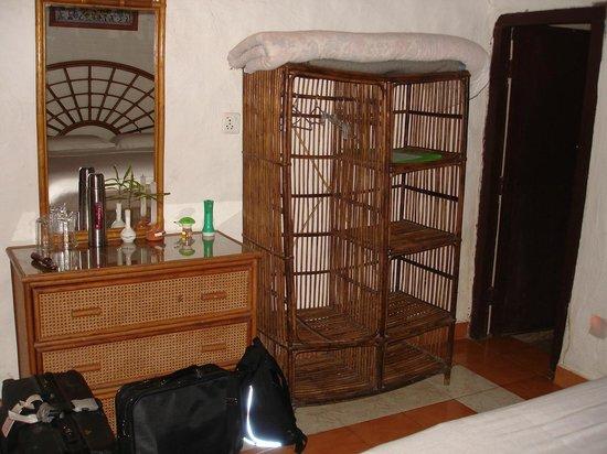Narayani Safari Hotel: La chambre