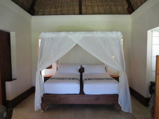 Maya Ubud Resort & Spa : Villa bedroom