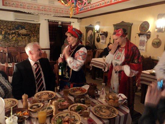 Kozatska Gramota : Поздравления юбиляра!