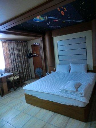 Elysee Hotel : Room