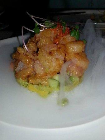 Josselin's Tapas Bar & Grill: Josselin's rock shrimp tempura