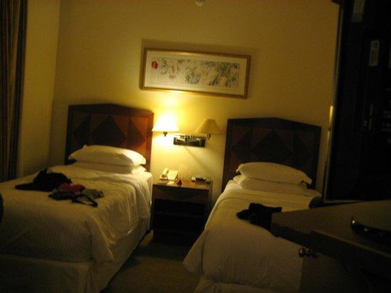 Sheraton Sao Paulo WTC Hotel : Sheraton